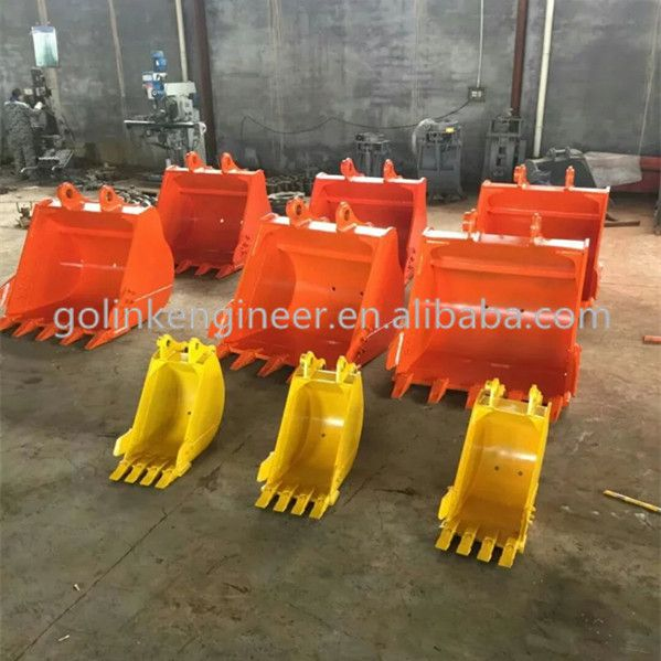 china excavator rock bucket excavator crusher bucket