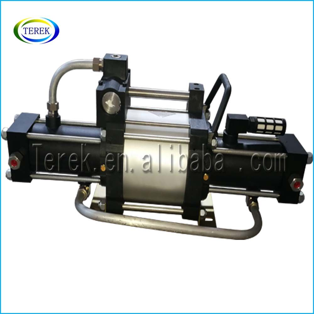 Hot selling high pressure pneumatic gas booster pump