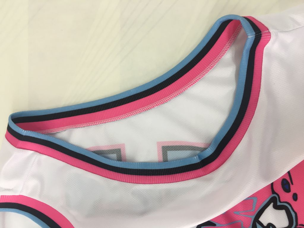 New design custom reversible bulk basketball uniform