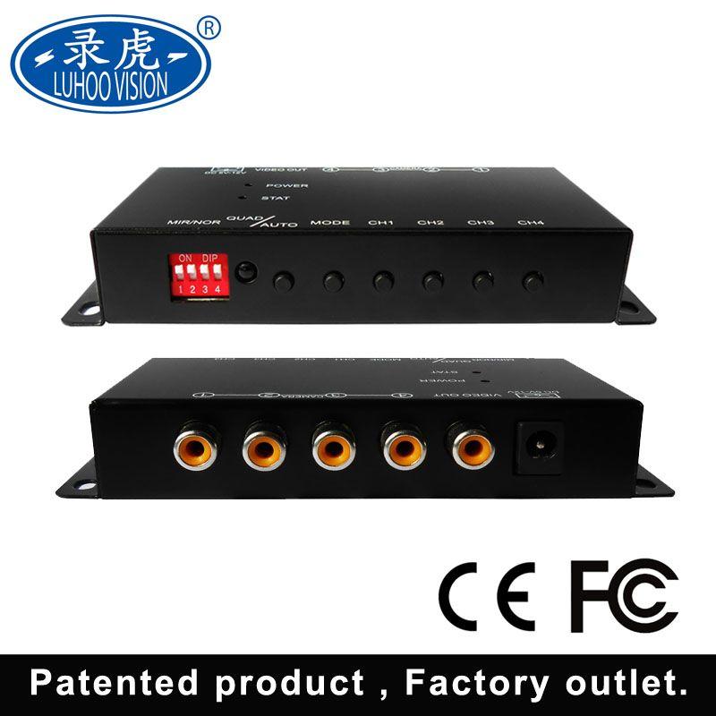 Online buy wholesale 4 channel mini mobile dvr for vehicles best sunta car black box factory