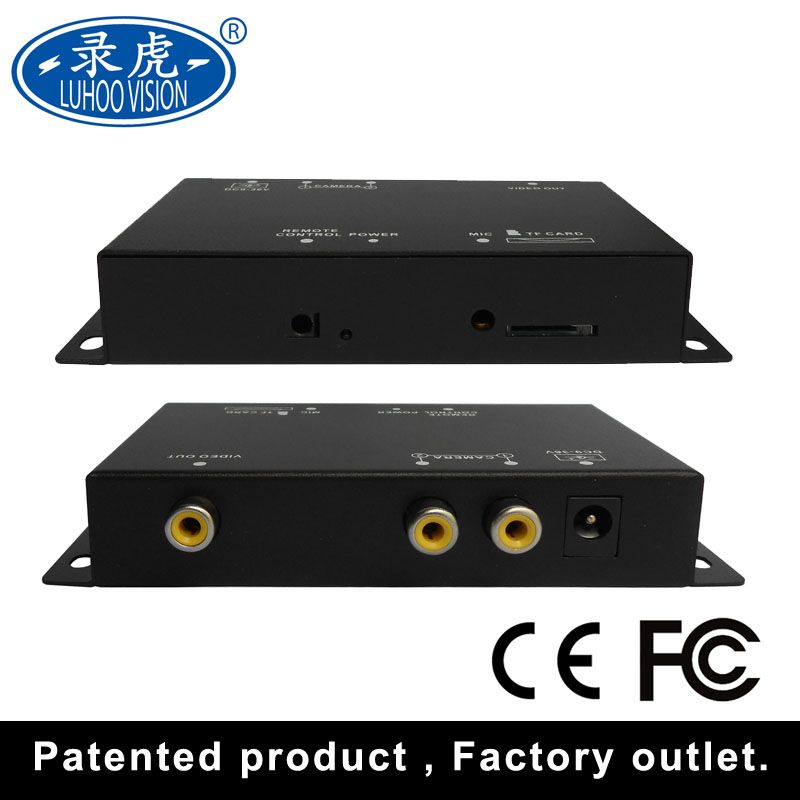 Factory Supply SUNTA 2-Channel Driving Recorder Car Traffic Black Box From China