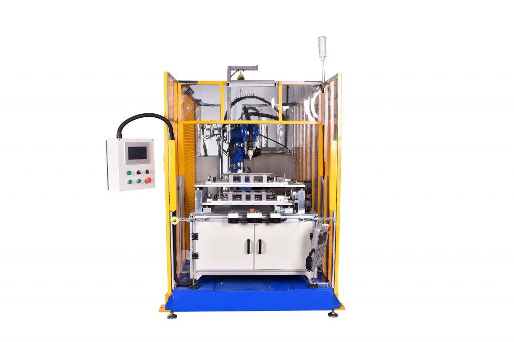 Dispensing robot/ glue machine / six-axial gluing robot