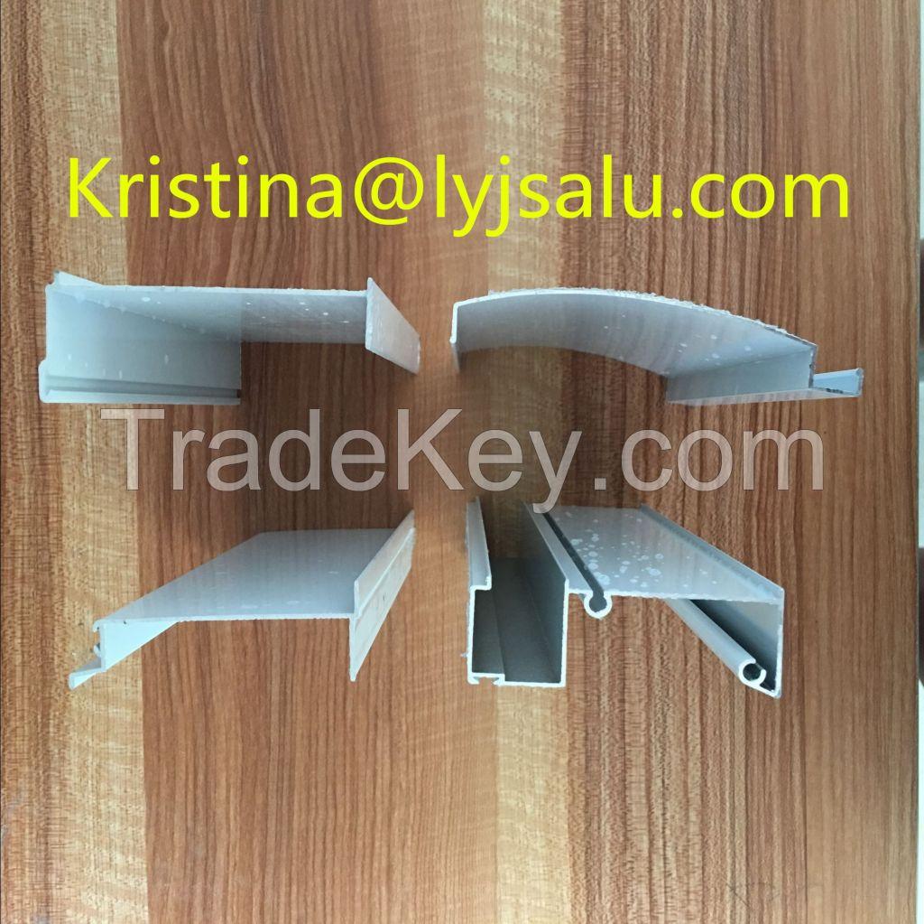 Dominican series aluminum profiles