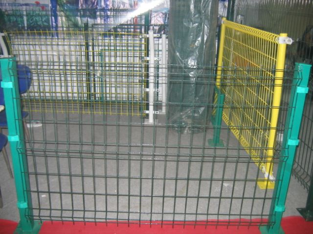 Protecting Fencing of Iron or Steel