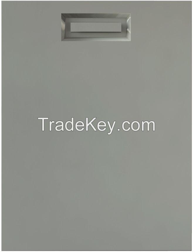 Kitchen Cabinets Doors - MODERN (Hand pull)