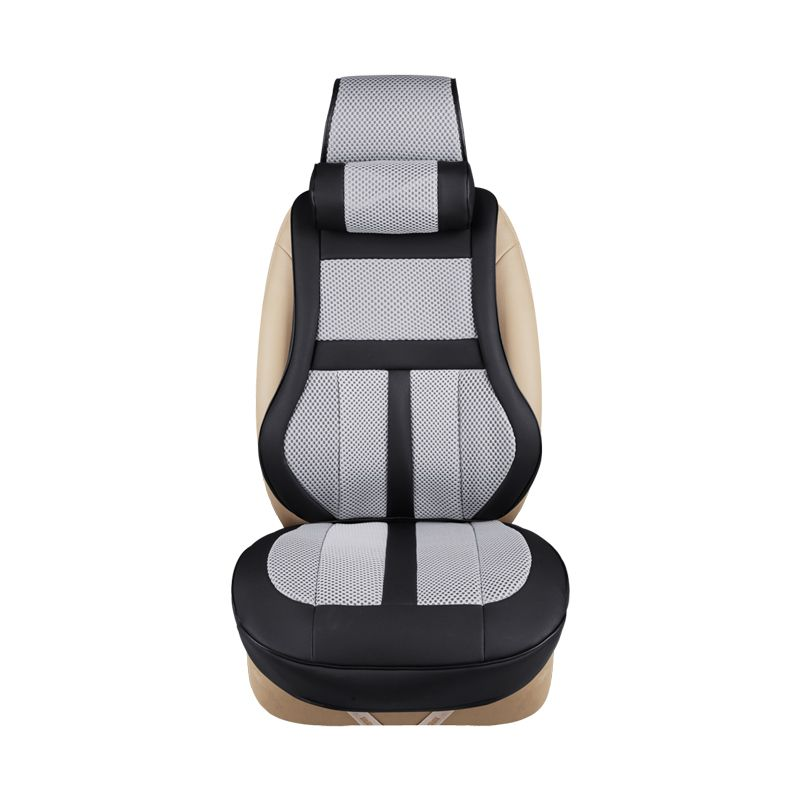2018 Universal full set faux leather automobile seat cover