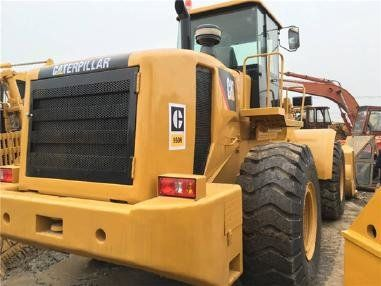 Used Heavy Equipment machine Cat 950h 966h 966f 966g 950e wheel loader for sale in Shanghai
