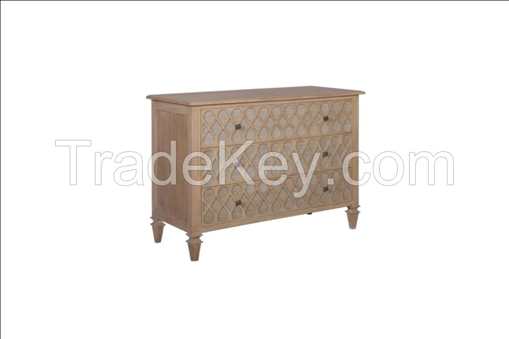 Chest of 3 drawers Issoire