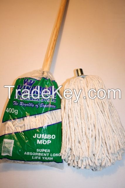400g Household mop and handle