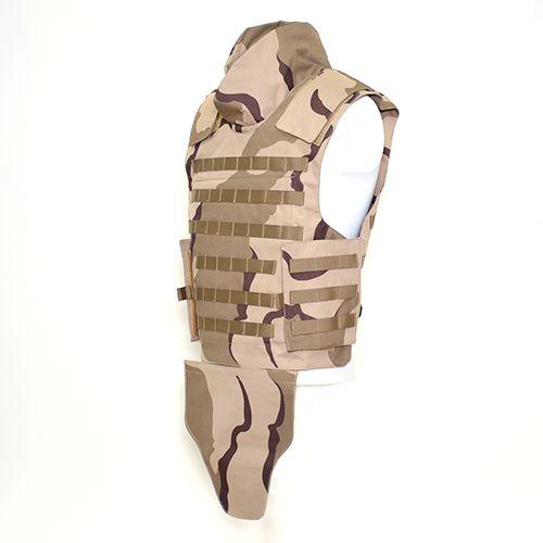 000D Waterproof Nylon NIJ IIIA Bulletproof Vest Ballistic Covert Vest