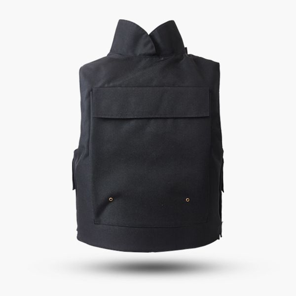 Ballistic Vest with Neck Protection