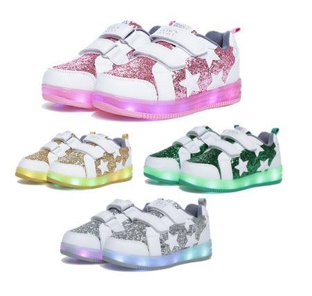 NEW BESSON LED STAR LED shoes / BESSON LED OZ STAR