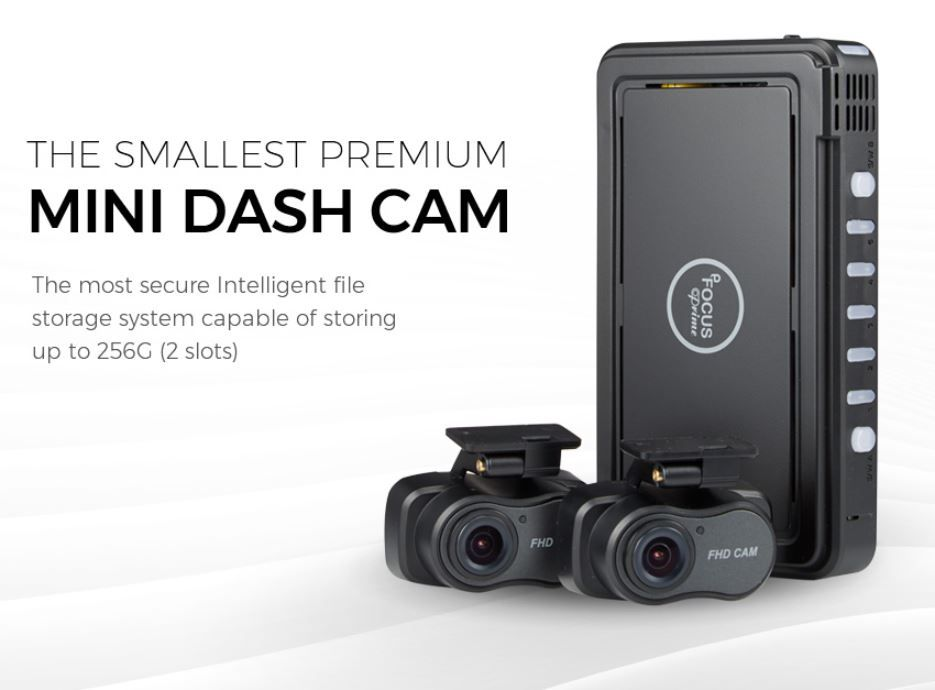 Dash Cam for Cars / Black Box / eFOCUS Prime 10 / Car Camera / HD