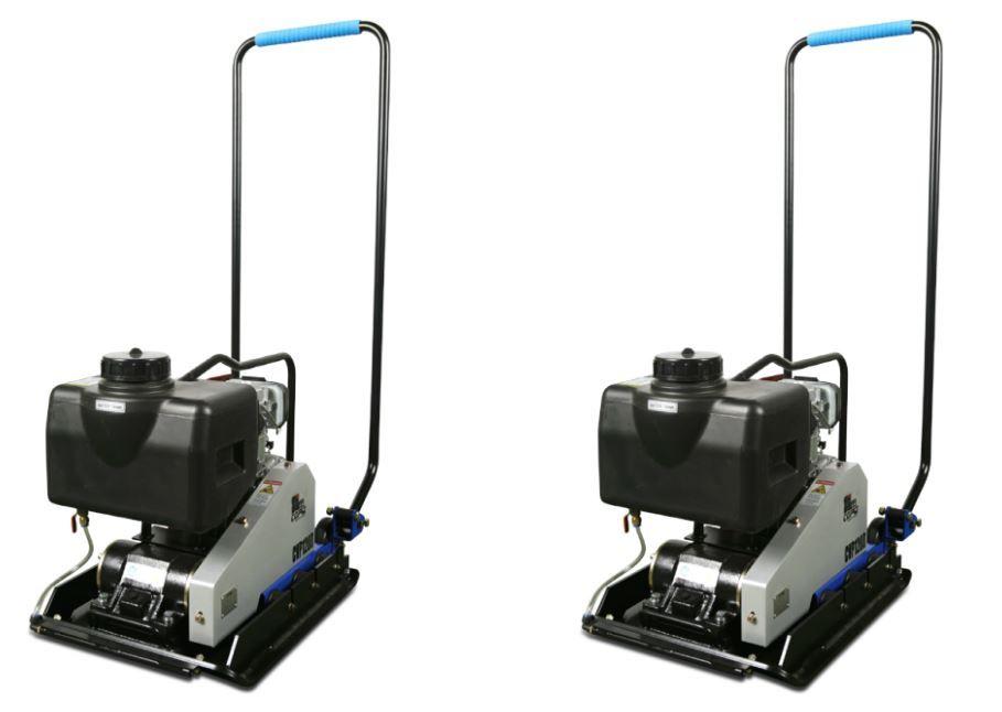 COMPACTOR - Diesel Forward Plate / COPAZ Machinery / Korea