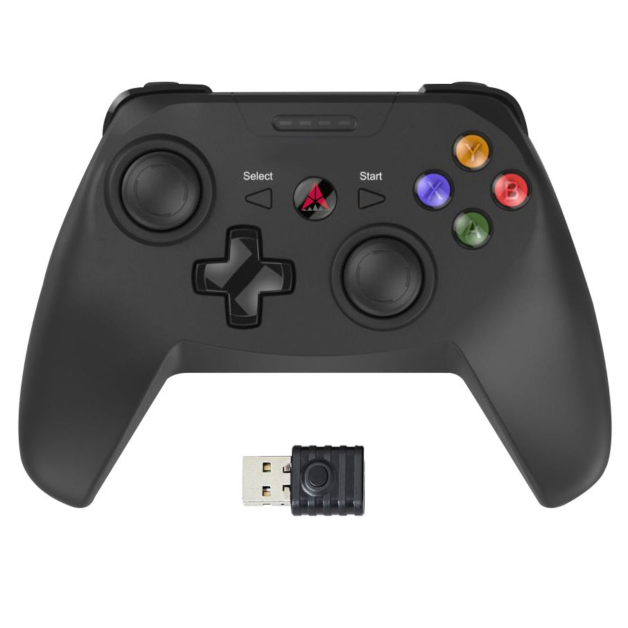SHAKS Gamepad S1 USB game controller joystick console for phone PC settop box