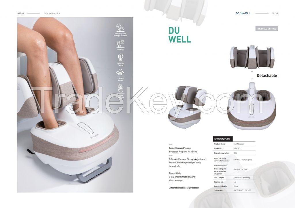 Foot Massager- Dr Well