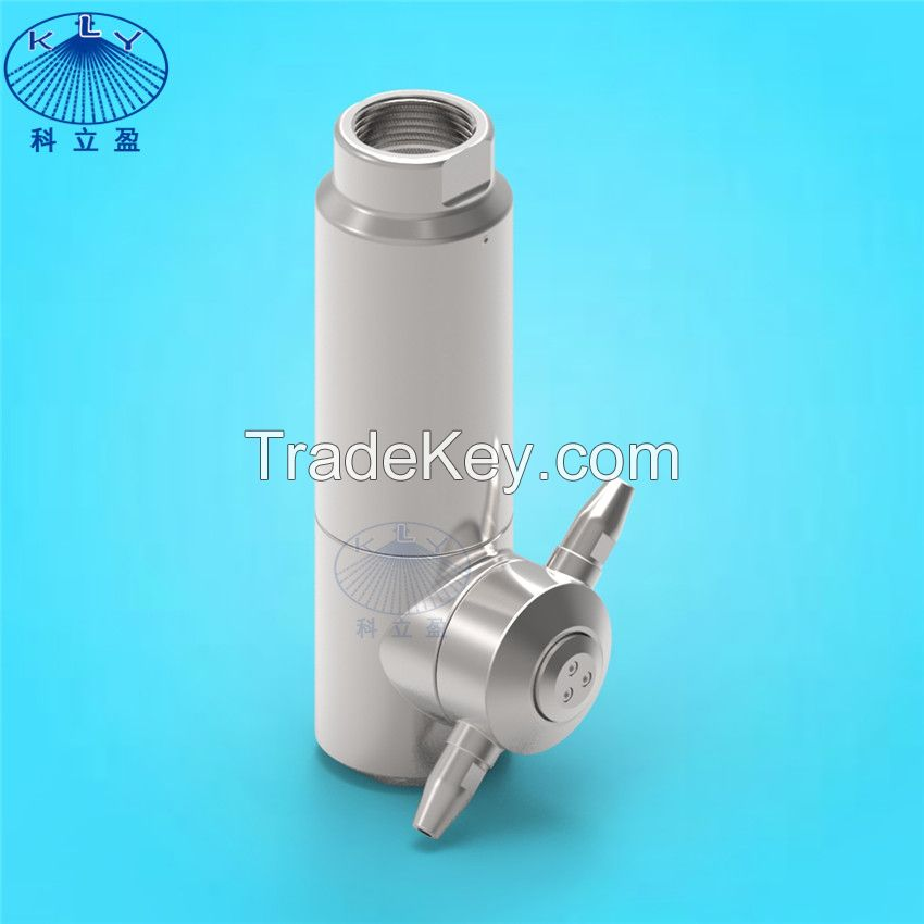 China DG20 3D rotary jet head for medium to large sized tanks