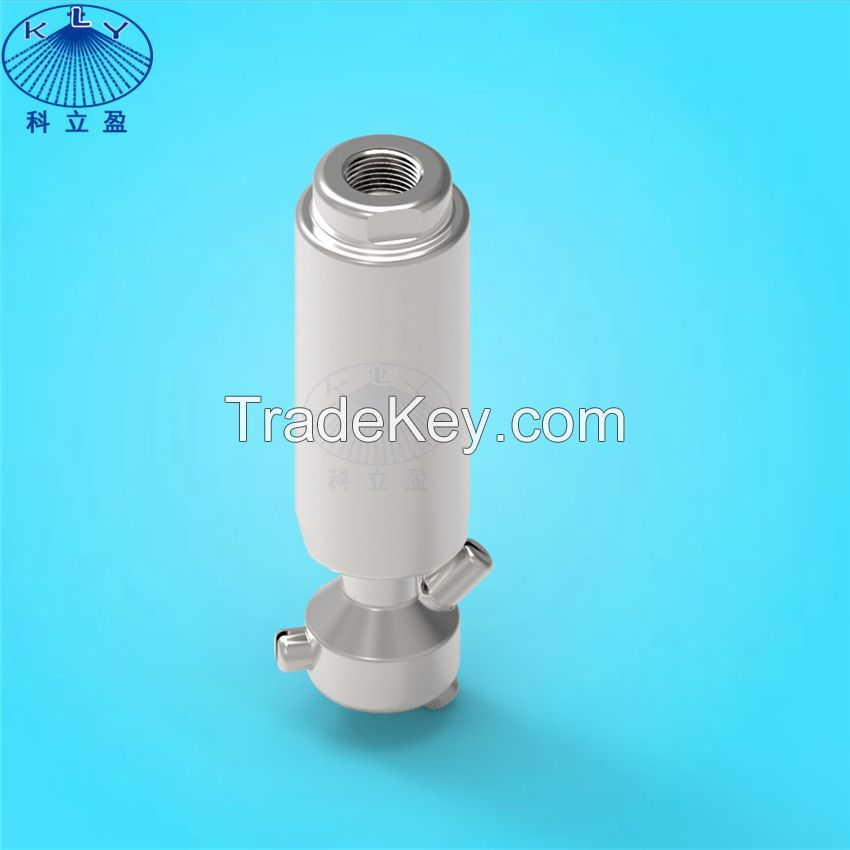 KZH30 series gear drive CIP rotary spray head