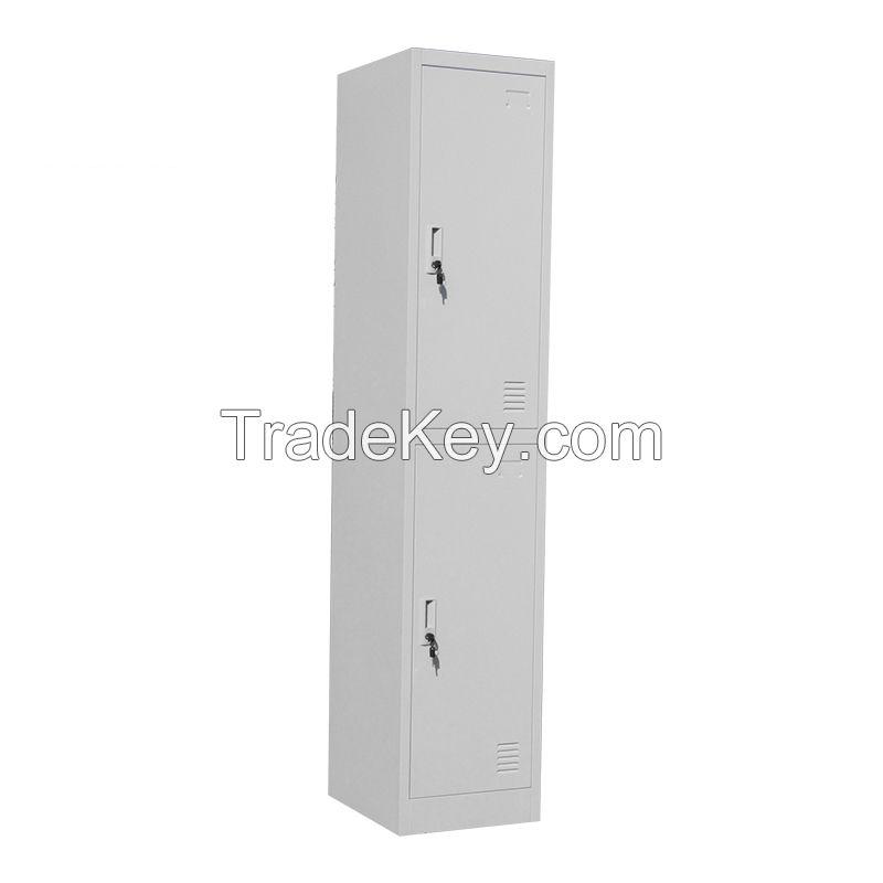 2 Tier Metal Locker