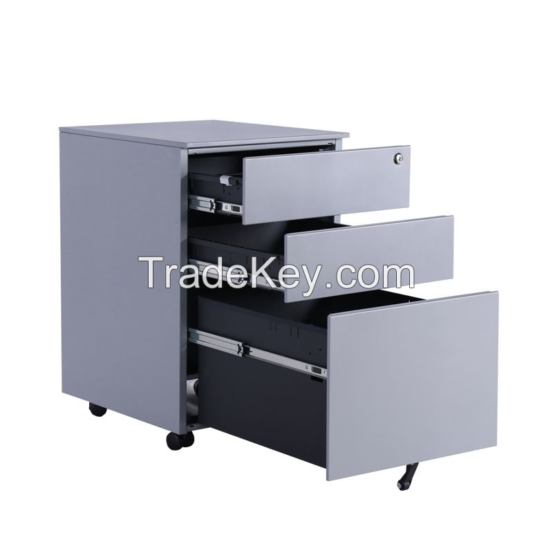 Pedestal Storage Filing Cabinet