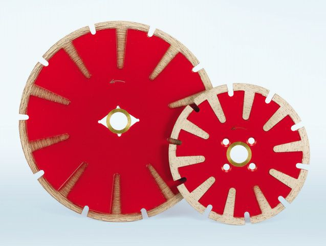 Sintered Diamond Blade for Cutting and Grinding