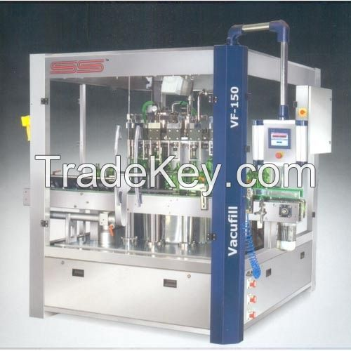 Automatic Filling -Capping Machine
