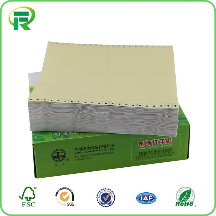 computer listing paper