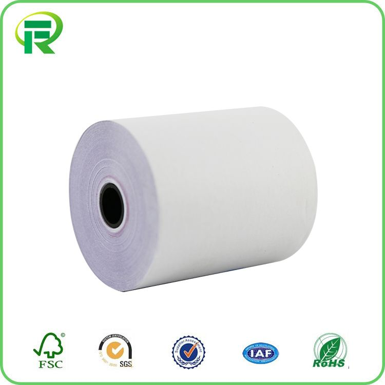 NCR paper roll   carbonless paper roll