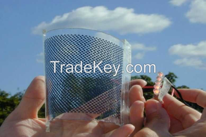 Transparent Solar Panel in various size and type