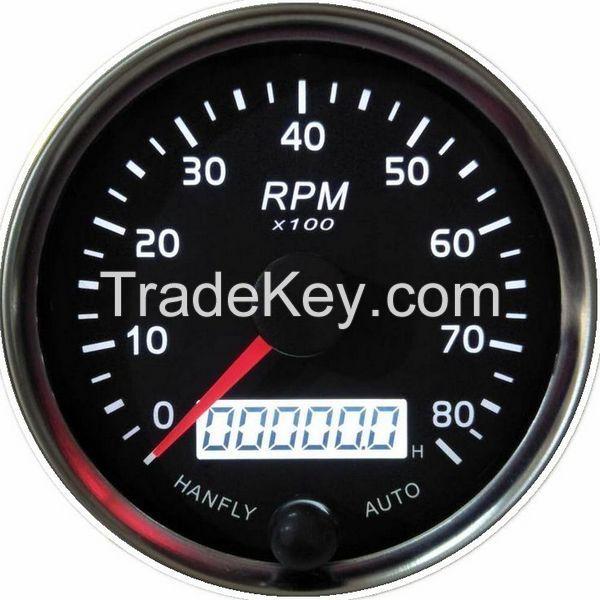 Universal tachometer 12-15 USD/PC (0-8000RPM)