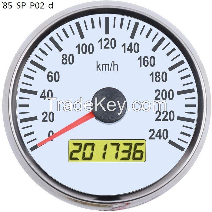 Universal KMH speedometer 12-15USD/PC