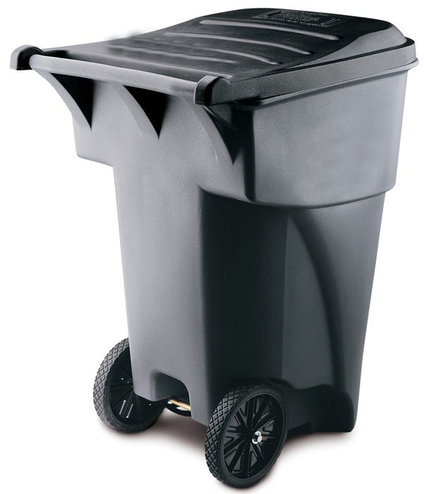 Eco- friendly plastic waste bins, household trash can, office trash ca
