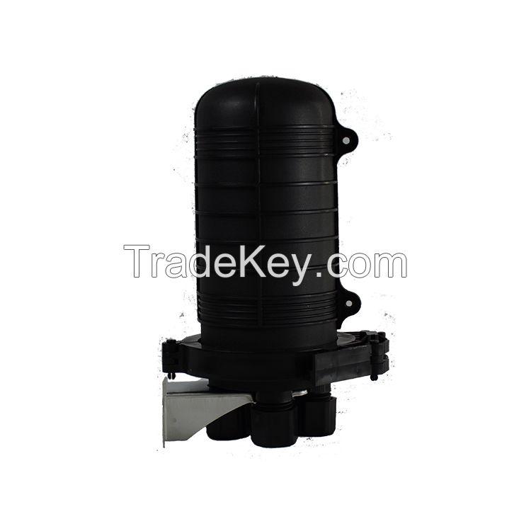 waterproof 24f cassete fiber optic splice closure