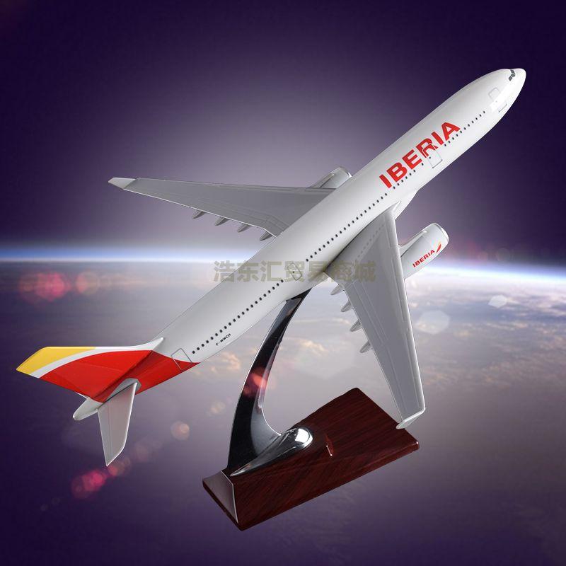 Sales Airplane Model OEM A330 Airlines Airplane Model