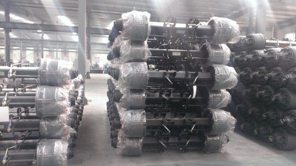 The low price and high quality of the bridge agricultural Bridge after the trailer can be fixed