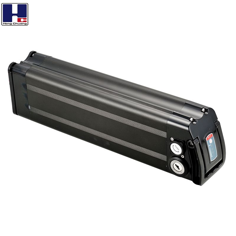 Silver fish with USB 36V 10ah/17.5ah lithium battery pack