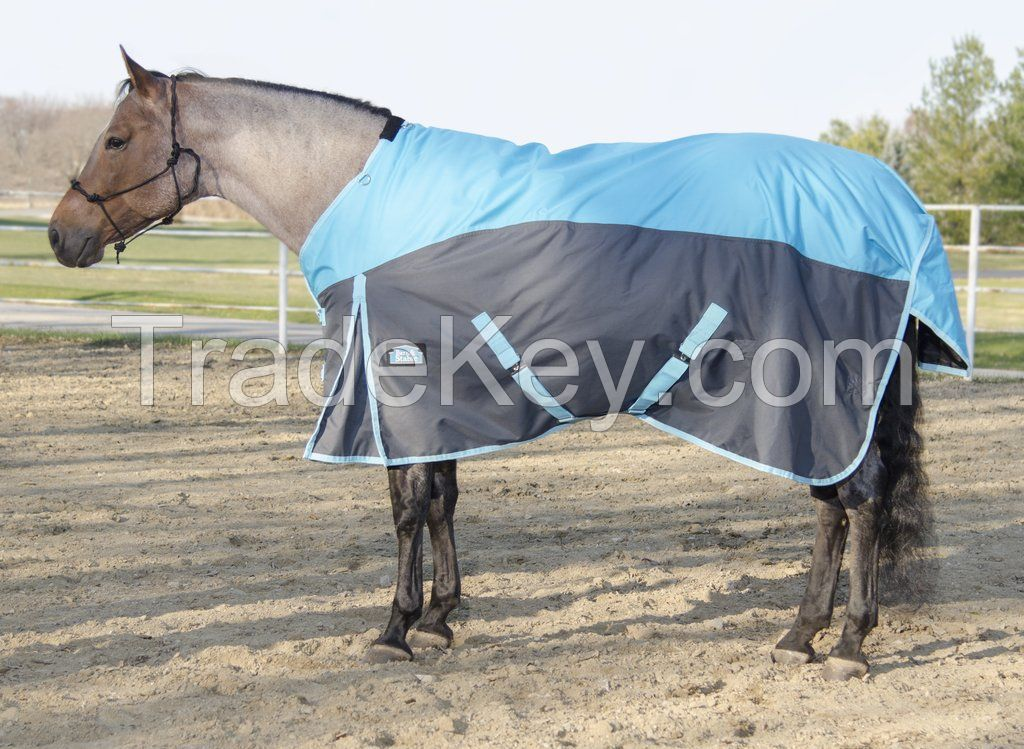 Turnout Blanket 600D, 210D Lining and 200grm Fill
