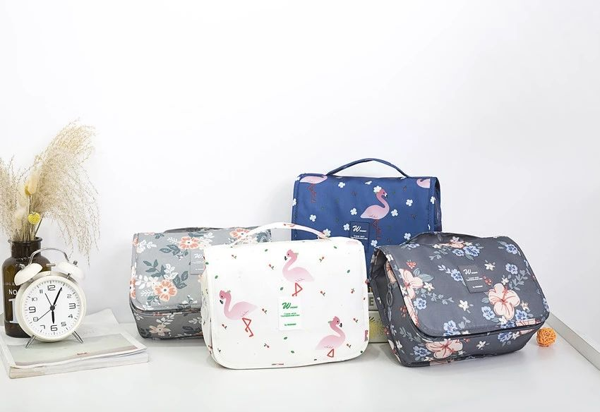 New Design Luggage Organizer Bag Travel Clothes Packing Cube Bags Set 6Pcs