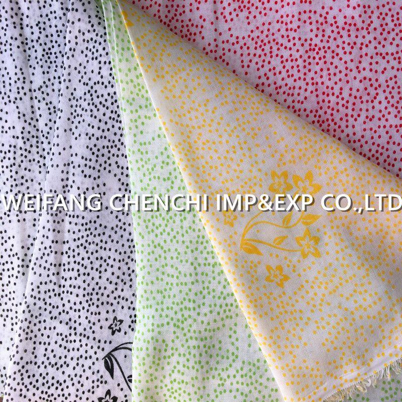 Hayata 86cm print fabric
