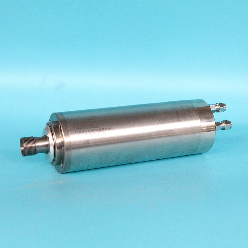 3.5kw air cooling spindle motor with flange