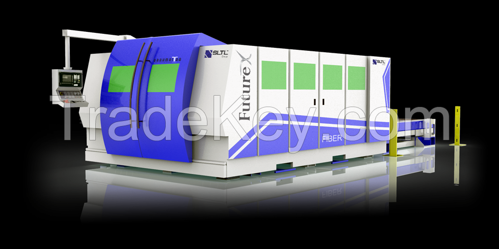 FutureX High Power Laser Cutting Machine