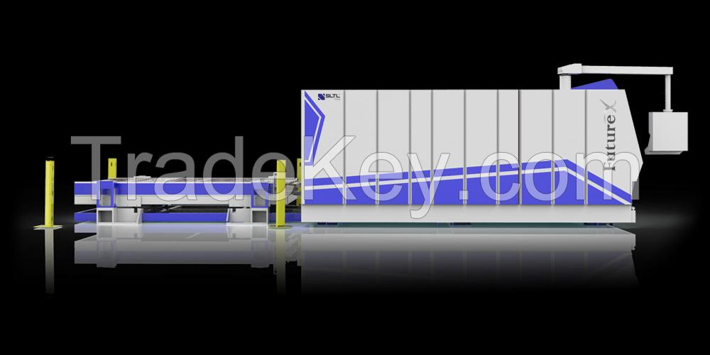 FutureX High Power Laser Cutting Machine