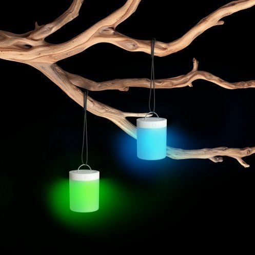 Gradient Color Bluetooth Speaker Mini Bulb LED Light Christmas Gift