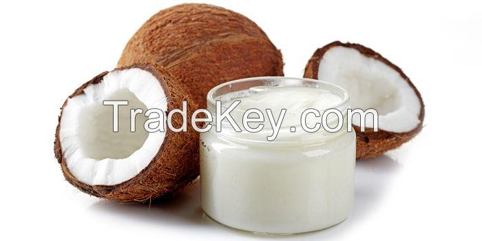 100% Pure Natural Organic Coconut Oil.
