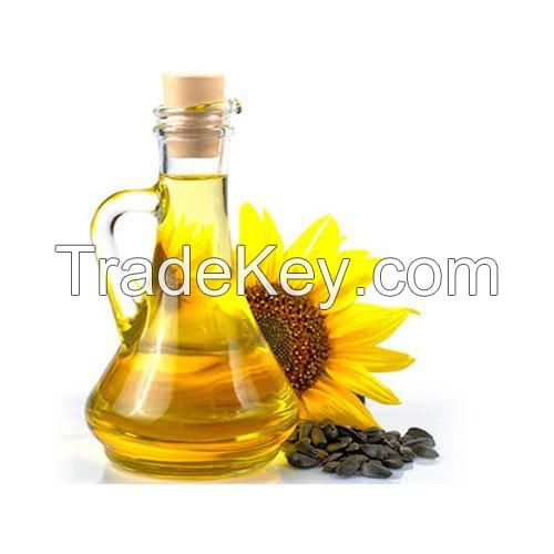 Bulk sale refined sunflower oil