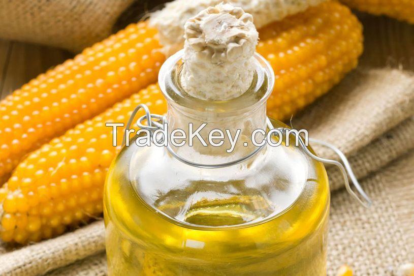 Refined Corn oil Grade A