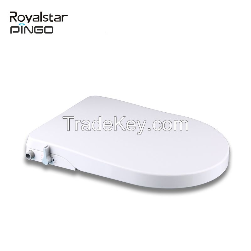 Cheap Non electric simple bidet toilet seat cover FB106 from manufacturer in China