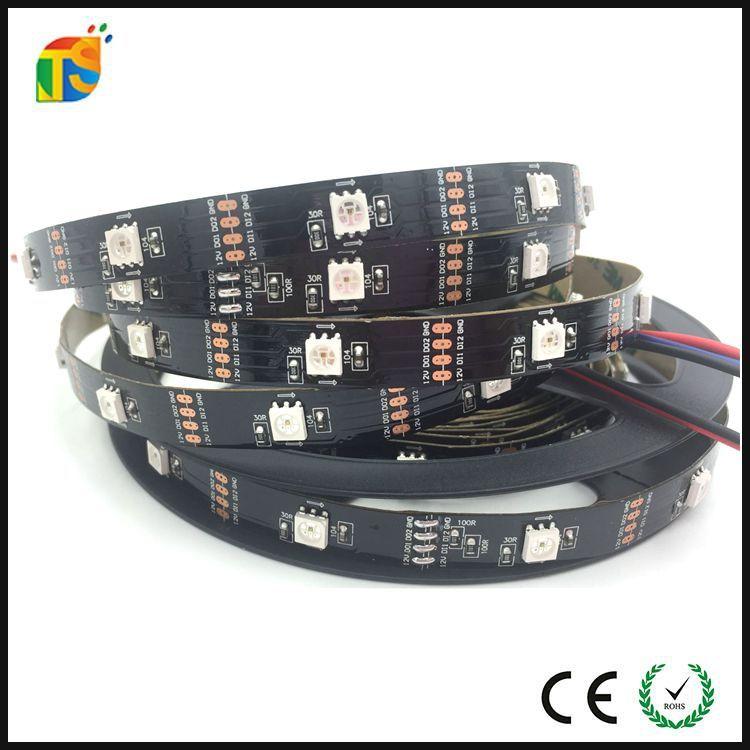 WS2815 30leds/m addressable 3.2ft/1m LED tape light