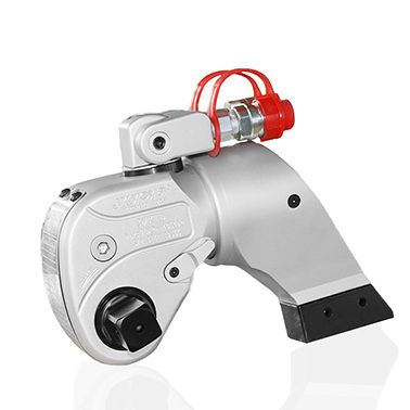 China lowest price hollow drive hydraulic torque wrench tool