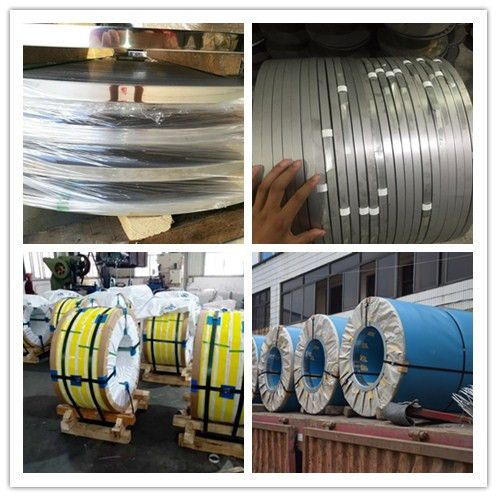304 316 Stainless Steel Strapping Band